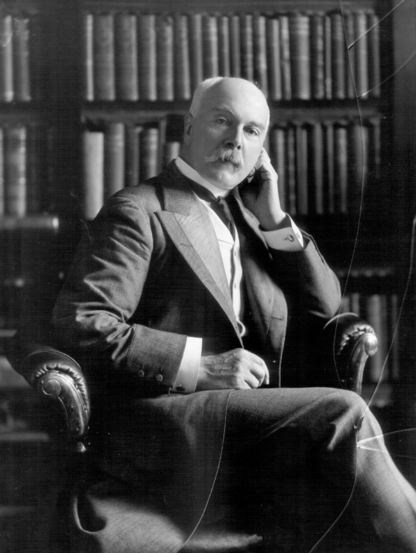 Sir George Sydenham Clarke, Governor of Bombay (1907-1913)