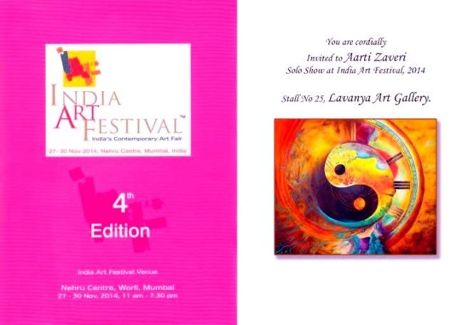 India art festival 2014