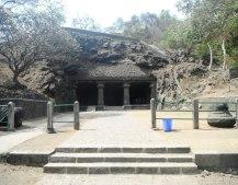 Elephanta Caves Entrance