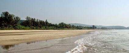 Alibaug Beach