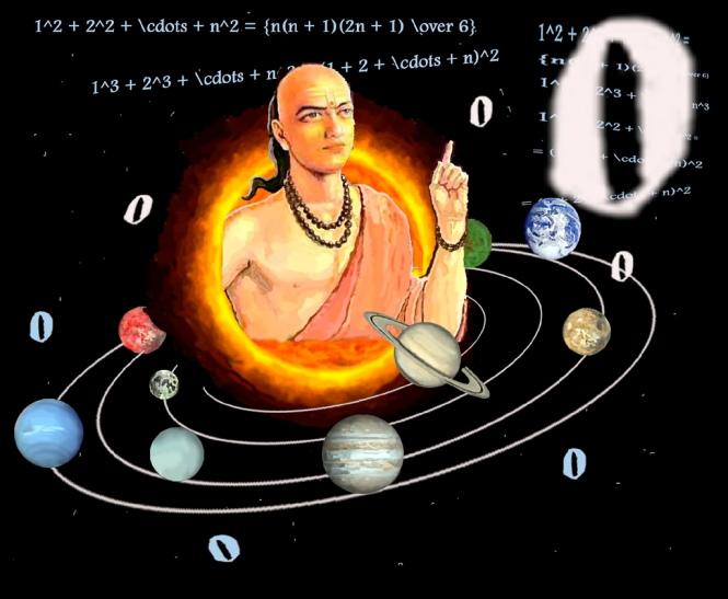 Bhaskaracharya's Law Of Gravity