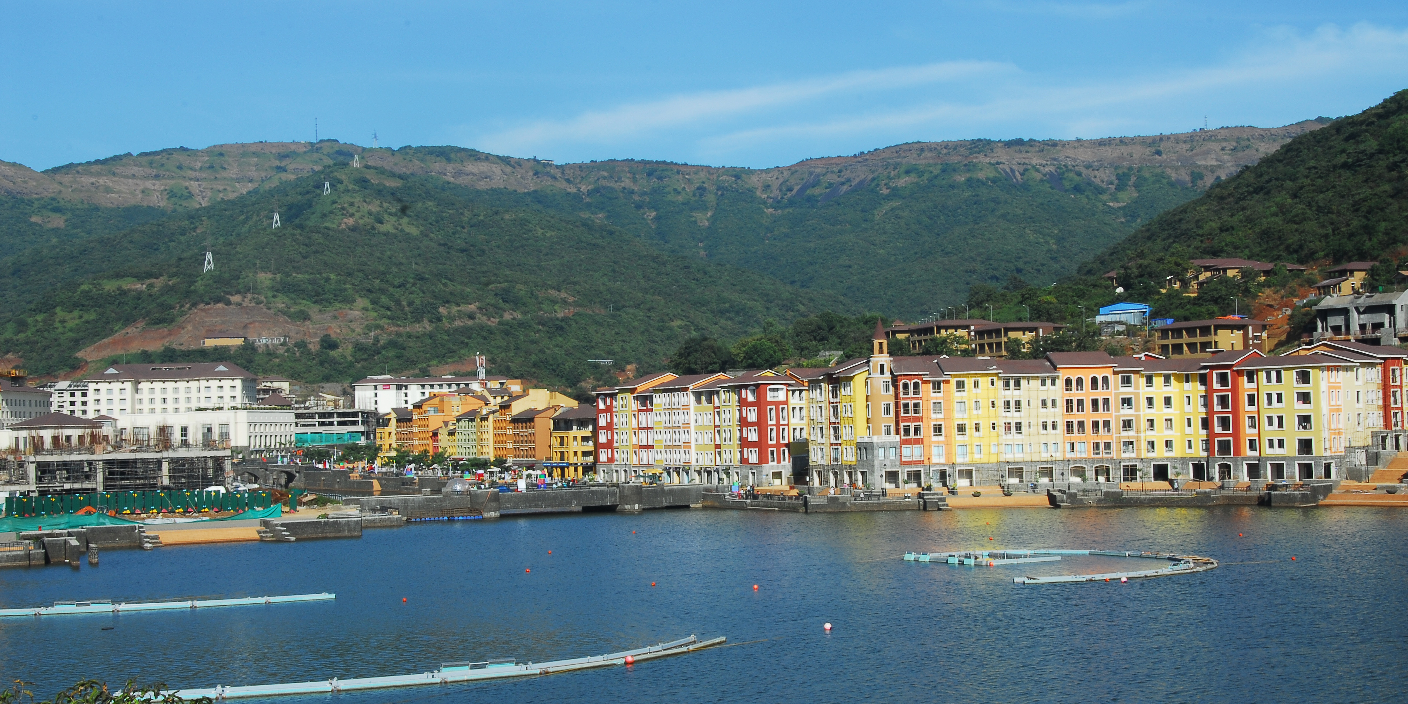 Lavasa India  City new picture : Lavasa : India's First Planned Hill Station Town In Pune Part – 1 ...