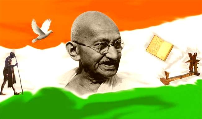 Mahatma Gandhiji Punyatithi (महात्मा गांधीजी पुण्यतिथी )