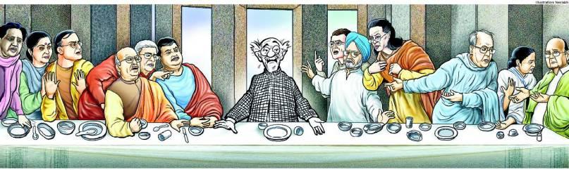 Cartoons and Politics
