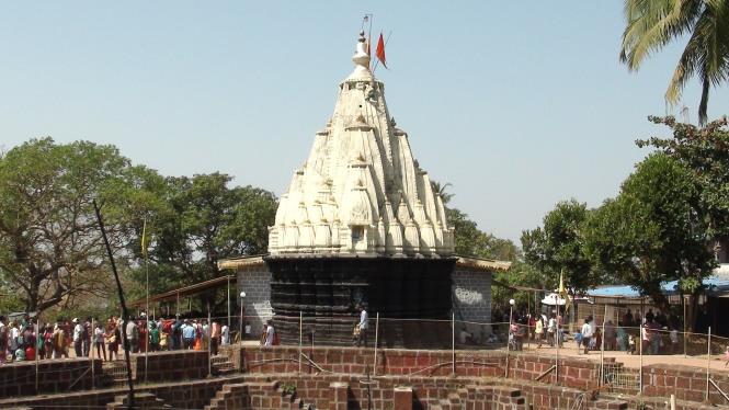 Kanakeshwar Temple Alibag