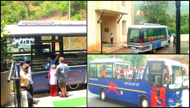 Lavasa Bus Tour