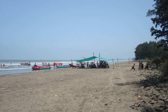 Nagaon Beach View
