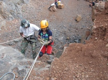 Rappelling In Lavasa