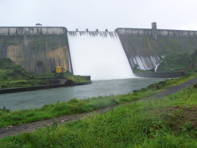 Temghar Dam Lavasa