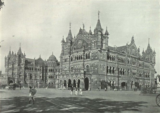 Old Chhatrapati Shivaji Terminus
