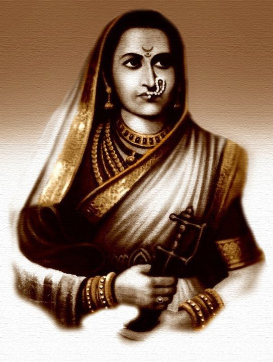 Rajmata Jijau Bhosale Punyatithi (राजमाता जिजाऊ भोसले पुण्यतिथी)