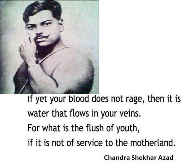 Chandrasekhar Azad