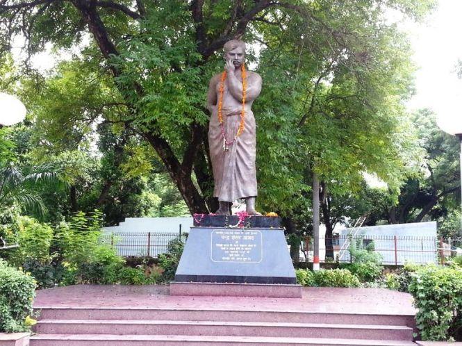 Chandrasekhar Azad Park Allahabad