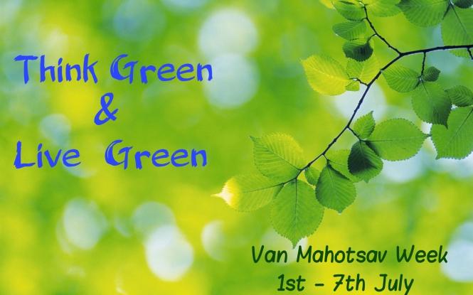 Van Mahotsava Week (वन महोत्सव सप्ताह)