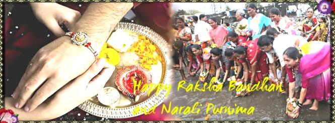 Happy Raksha Bandhan and Narali Purnima