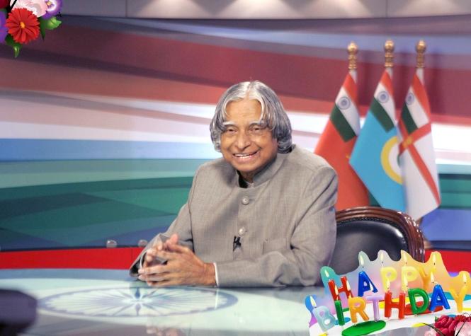 Dr. APJ Abdul Kalam Birthday