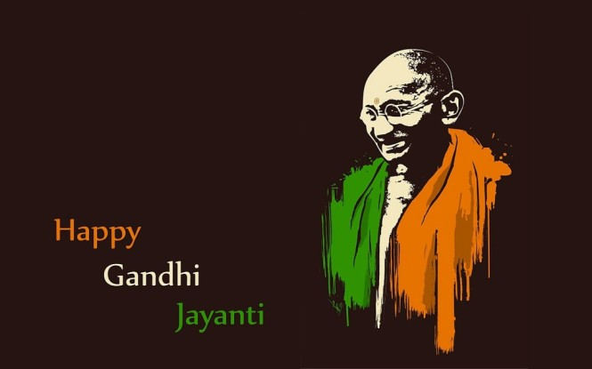 Gandhi Jayanti (गांधी जयंती)