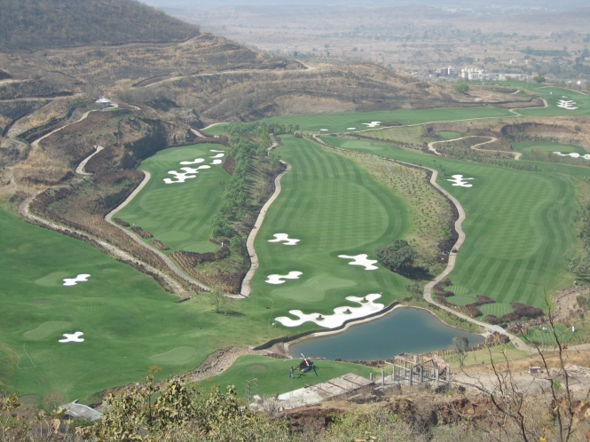 Golf Link of Oxford Golf Resort Pune