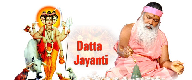 Datta Jayanti Celebrations