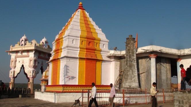 Dattatreya Swami Temple in Mahur